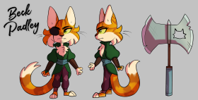 stoopid girl gets a new ref
